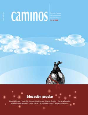 Educación popular